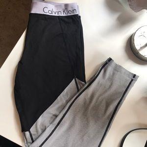 Calvin Klein running pants
